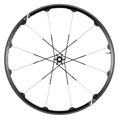 "Jeu de roues Crankbrothers Cobalt 2 Flat 29"" noir"